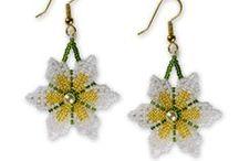 Handmade - Beaded Items for sale! / by Bead-Patterns (Sova-Enterprises.com)