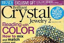 Beading Magazines, Craft Books Pre-Owned / Magazines - Books, Pre-Owned  for SALE! Only 1 Copy per Issue. Grab your copy now! http://www.sova-enterprises.com/catalog/index.php?cPath=593 / by Bead-Patterns (Sova-Enterprises.com)
