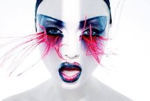 FX/Creative makeup  / FX make ups,  creative make ups, face and body paints that inspire me! I want to go to FX school!!  / by DeVore Artistry