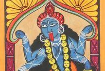 Sacred Art : Tantric and Hindu Folk Art / by Stephanie Smith