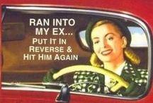 LAUGH / Funny inspired vintage humor / by Retrogasm