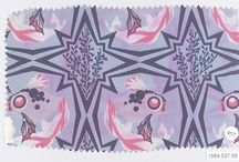 Textile Art : Wiener Werkstätte  Patterns / by Stephanie Smith