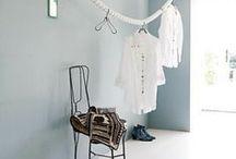 Clever Clothes Storage Ideas / by Jiawa Liu