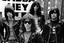 The Ramones / by Jules Atencio