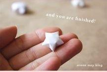 {Craft} Origami / by Naz Kasim