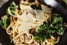 Food - Pasta & Noodles / by Donalyn / The Creekside Cook