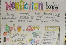 Reading Ideas / Reading/ELA lesson ideas and anchor charts / by Asha King