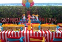 Rea's Birthday Party / by Shannon