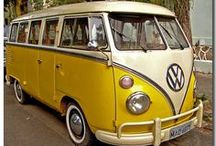 vw bus / by David Lambert