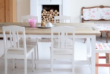 H O M E ■ kitchen & dining / by Elodie Le Miam Miam Blog