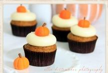 Pumpkin Delights - Recipes from Breakfast to Dessert / I'm the unofficial leader of Pumpkin Addicts Anonymous. I L-O-V-E anything pumpkin. I'm half-purist (bake your own pie pumpkins!) half-lazy (can openers unite!) so I can go either way  / by Alecia @ ChickenScratch NY