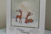 Christmas card ideas / by Michele Gosling