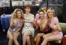 Sex & The City / Sex in the City was one of the best girlfriend shows ever! We loved it then, we love it now! Friendship is truly timeless!  / by Girlfriend Galas...A Party Boutique