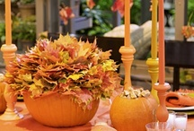 Thanksgiving  / Let's talk turkey and dressing and pecan pie! What's not to love about Thanksgiving festivities?  / by Girlfriend Galas...A Party Boutique
