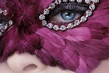 """Masquerade Mayhem Party / Doesn't everyone love a mystery? In my dream, I'm dressed in a fabulous ball gown and a jewel-encrusted masquerade mask and everyone is asking """"Who's that gorgeous girl?"""" / by Girlfriend Galas...A Party Boutique"""