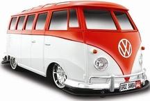 VW Beetles and Camper Vans / by SimplyEighties.com