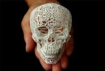 Skulls / by Jorge Enríquez