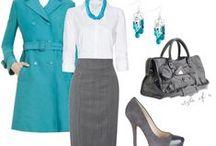 Business Outfits for Dana  / by Dana Loraine