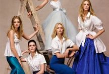 The Classic White Shirt / Sewing Patterns for Miss White Shirts / by The McCall Pattern Company
