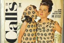 1963 McCall's Patterns Catalog / From our archives, a few pages from a 1963 McCall's catalog. / by The McCall Pattern Company