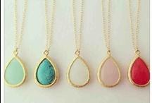 Jewelry / by Ashley Smith