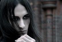 vampires / I love fictional vampires, I am a psy vampire / by Donna Bray