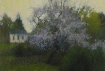 Art that inspires me. / ♥♥♥ BLOG: http://robinlucile.blogspot.com/ ♥♥♥ WEB: http://www.RobinAndersonFineArt.com/ ♥♥♥ / by Robin Lucile Anderson ✿ Artist