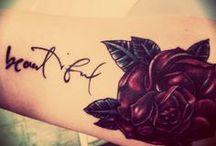 Tattoos & Art / Tattoos and art that I like. / by Bobbie Wyatt