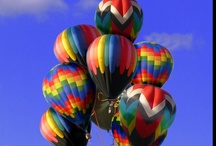 Balloons, Big & Small / by Joan Rehfus Bash