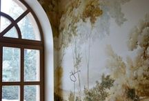 Walls,wallpaper and ceilings  / by Diane Keaton