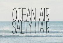 the BEACH! / by Debi O'Brien