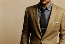 Fashion & Style / The clothes don't make the man, but looking good certainly doesn't hurt! / by Design Apostle