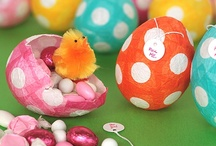 Easter and Equinox / Easter-- Crafts, Decor, Events. Spring specific festive things. / by ♥Jazz
