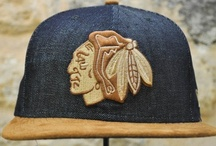 AUGUSTE Snapbacks & Fitteds / by AUGUSTE (Paris)