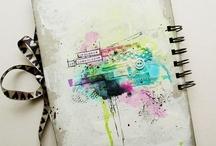 Art Journaling / by Brenda Derbin