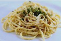Let's Eat ... Pasta / by Gwen Bissette