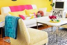 Living Room / by Brenda Derbin
