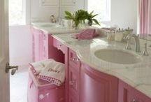 Bathroom  / by Brenda Derbin