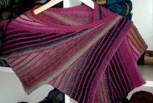Knitting / Mostly free knitting patterns / by Glenna Peters