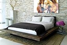 Platform Beds / Platform Beds / by Brenda Derbin