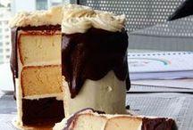 Let's Eat ... Cake / by Gwen Bissette