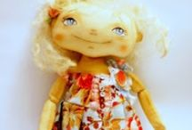 Doll patterns / by Wendy Bethel