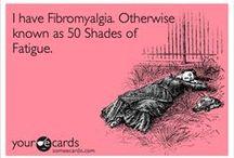 Fibromyalgia (FMS)  / by ᒪJ