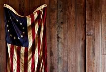 Stars and Stripes / Flags / by Denise LeBeau