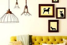 Home Decorating Ideas / Decorated rooms and ideas I like! / by Francie