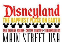 {The happiest place on earth} DISNEYLAND / by Andrea Looney