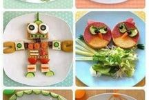 Playing with Food / Sometimes playing with your food can make it look even more delicious. / by NICHQ