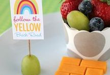 Awesome Snacks / Recipes and ideas for healthy, fun snacks that kids will love. / by NICHQ