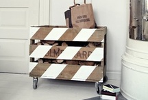 pallets and crates / by elsiemarley