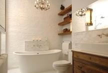 Interior design (bathroom) / by Lenita ♥
